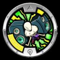 Yo-Kai Watch Series 1 - TATLECAST Medal - Other Collections