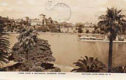 Sydney - Farm Cove And Botanical Gardens - Sydney