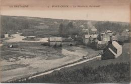 PONT CROIX  LE MOULIN DE KERIDREUFF - Pont-Croix