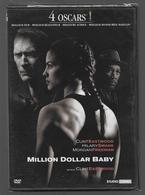 Million Dollar Baby Dvd - Action, Adventure