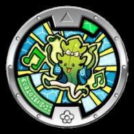 Yo-Kai Watch Series 1 - WIGLIN Medal - Other Collections