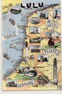 RÉGION : édit. Artaud Père Et Fils N° 3 : Le Littoral Nord  , Multivues Géographique - Nord-Pas-de-Calais