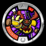 Yo-Kai Watch Series 1 - CRUNCHA Medal - Other Collections