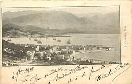 Ref 16- Corse - Ajaccio - Phot L Cardinali - Carte Bon Etat  - - Ajaccio