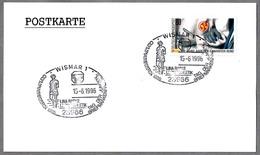 Atleta LINA RADKE (1903-1983) - MEDALLA ORO 800 M J.O.1928 - Gold Medal. Wismar 1996 - Summer 1928: Amsterdam