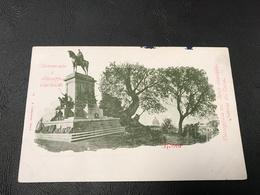 44 - ROMA Monumento A Giuseppe Garibaldi - Passeggiala Sul Monte Gianicolo Quercia Del Tasso - Roma (Rome)