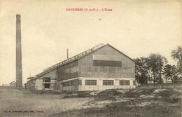 78)   BONNIERES   - L' Usine - Bonnieres Sur Seine