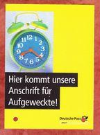 PFK 4 Goethe-Schiller-Denkmal Weimar Anschriftenaenderung, Der Abstempelung Entgangen, 2000 (57264) - BRD