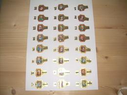 Sigarenbanden Vieill Anvers Serie Nobelprijswinnaars Van De Vrede 24 St - Cigar Bands