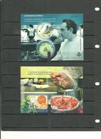 ESPAÑA-Hoja Bloque 4885/86 Gastronomia Española Sellos Nuevos Sin Fijasellos (según Foto) - Blocs & Hojas