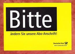 PFK 8 Eifel Pressesendungen, Entwertet Briefzentrum, Nach Muenchen 2002 (57265) - BRD