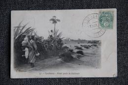Campagne Du MAROC, 1907 - CASABLANCA, Avant Poste De Tirailleurs. - Guerres - Autres