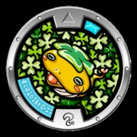 Yo-Kai Watch Series 1 - NOKO Medal - Other Collections