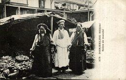 DARJEELING SIKKIM SCENE DE MARCHE - India