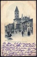 VALLADOLID SPAIN - IGLESIA DE NUESTRA SENORA LA ANTIGUA - 1905 ! - Valladolid