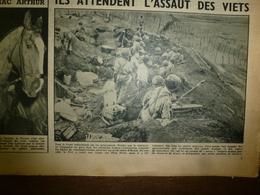 1952 RADAR: Indochine (Hanoï,Phat Diem); Plum-Pudding à 4 Ans; Affaire Dominici; Miss Monde ; Etc - Zeitungen
