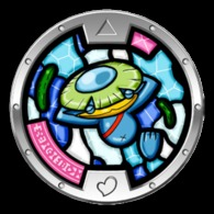 Yo-Kai Watch Series 1 - WALKAPPA Medal - Other Collections