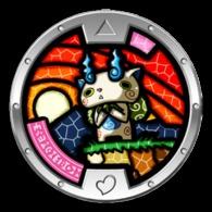 Yo-Kai Watch Series 1 - KOMASAN Medal - Other Collections