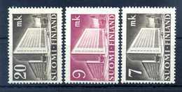 1943-45 FINLANDIA SET MNH **/(*) - Nuevos
