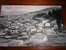 Smyrne Panorama - Turquie