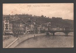 Liège - Vue De Fleuve Et De La Citadelle - Liège