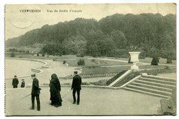 CPA - Carte Postale - Belgique - Tervuren - Vue Du Jardin Français - 1921 ( SV5450 ) - Tervuren