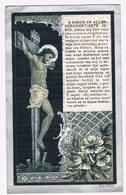 Dp.  De Ridder Valentina,Eulalie. Echtg. Ego Augustinus. ° Assenede 1856 † Assenede 1901  (2 Scan's) - Religión & Esoterismo