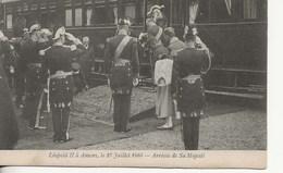 Léopold II à Anvers-27 Juillet 1905. - Laakdal