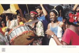 AMERIQUE,ANTILLES, SANTIAGO DE CUBA,FETE,FESTIVAL,CARIBENA - Cuba