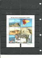 ESPAÑA-Hoja Bloque 4224 Al Filo De Lo Imposible Deportes Sellos Nuevos Sin Fijasellos (según Foto) - Blocs & Hojas
