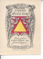 Ex Libris.65mm X 90mm. - Ex Libris