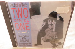 """CD """"Two Can Be One"""" The Best Of Duets - Compilations"""