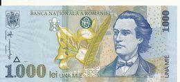 ROUMANIE 1000 LEI 1998 UNC P 106 - Romania