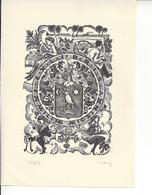 Ex Libris.105 X 145mm. - Ex Libris