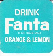 VP-18-504 : SOUS-BOCK. DRINK FANTA ORANGE ET LEMON - Sous-bocks