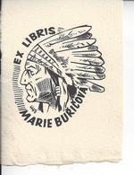 Ex Libris.65mm X 85mm. - Ex Libris