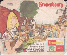 VP-18-514 : SOUS-BOCK. KRONENBOUG - Beer Mats