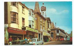Devon Postcard Kingsbridge Fore Street Animated Looks 70s Rp - Other