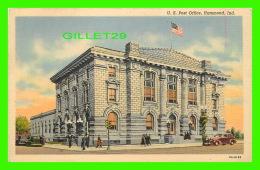 HAMMOMD, IN - U. S. POST OFFICE - ANIMATED - C.T. ART COLORTONE - - Hammond