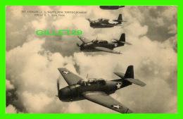AVIONS - PLANES - THE AVENGER - U .S. NAVY'S NEW TORPEDO-BOMBERS - U. S. NAVY PHOTO - THE MAYROSE CO - - 1914-1918: 1ère Guerre