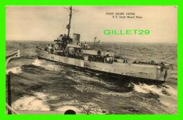 WAR SHIP - BATEAU DE GUERRE - COAST GUARD CUTTER - U.S. COAST GUARD PHOTO - - Guerre