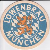 VP-18-523 : SOUS-BOCK. LOWENBRAU MUNCHEN. LION - Beer Mats