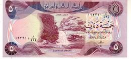 Iraq P.70 5 Dinars 1982  Unc - Iraq