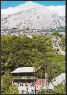 Croatia / Velika Paklenica, Planinarski Dom Boris Anzulovic / Mountain House - Croatia