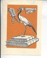 Ex Libris.50mm X 70mm. - Ex Libris
