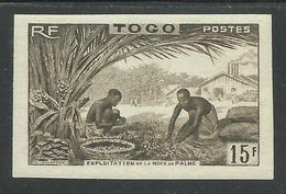 TOGO 1954 YT 257** ESSAI NON DENTELE - SANS CHARNIERE NI TRACE - MNH - Togo (1914-1960)