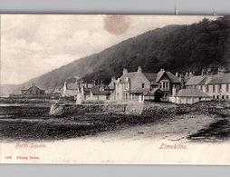 SCOTLAND FIFE  Limekilns Forth Square 1439 Albany Series C. 1908 - Fife