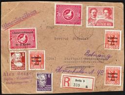 Germany Berlin 2. 9. 1949 / Soviet Zone - Zona Soviética