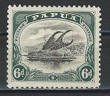 Papua SG 53, Mi 30XA * MH - Papua-Neuguinea