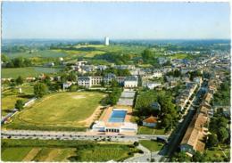 FRANCE  SAINT-ANDRE-DE-CUBZAC  Panorama Avec Stade  Stadio  Stadium Estadio - Fussball
